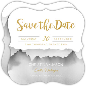 Grey Mountain Save The Date