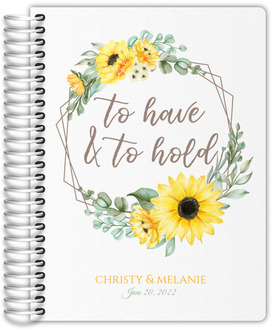 Sunflower Wedding Planner
