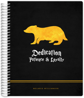 Cute Wizard Divination Monthly Planner