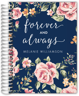 Forever and Always Custom Monthly Planner