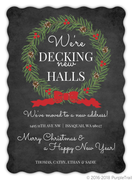 holiday moving announcements