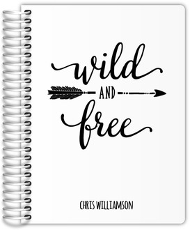 Wild and Free Daily Planner
