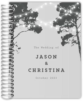 Arrow Chevron Pattern Custom Daily Planner