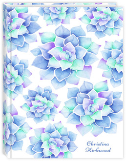 Colorful Pastel Pattern Daily Planner