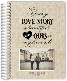 Every Love Story Quote Wedding Planner