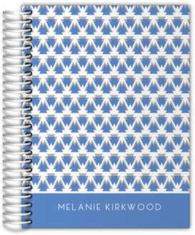 Arrowhead Pattern Monthly Planner