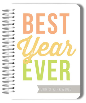 Happy Best Year Ever Monthly Planner
