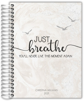 Just Breathe Daily Planner