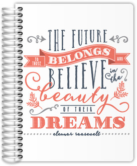 Beauty of Dreams Custom Daily Planner