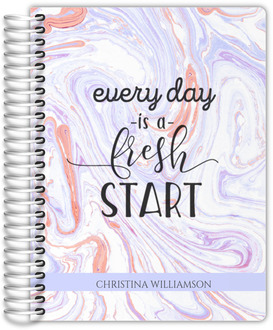 Everyday Fresh Start Daily Planner