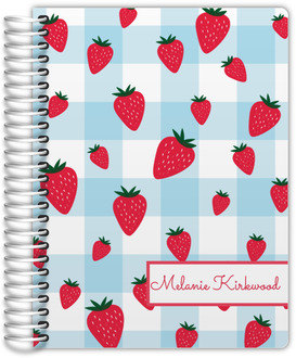 Strawberry Jam Daily Planner