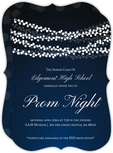 Prom invitations prom party invitations personalized prom prom invitations stopboris Image collections