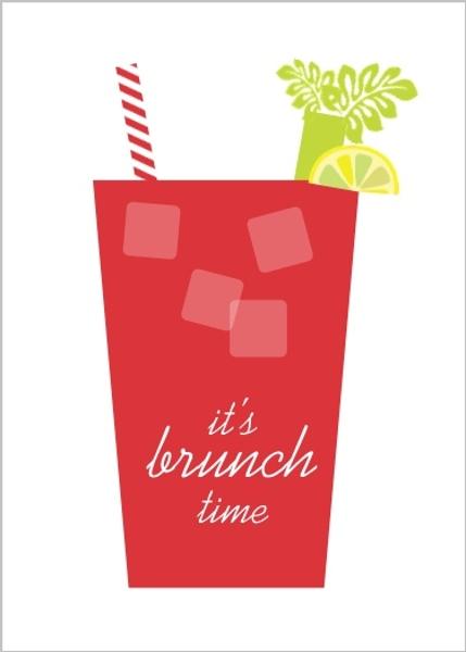 brunch invitations templates
