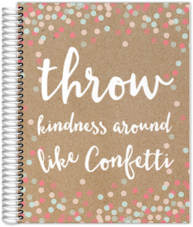 Kindness Confetti Mom Planner