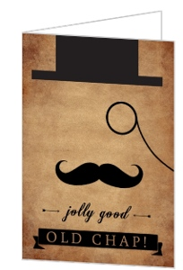 Jolly Good Congratulations Card