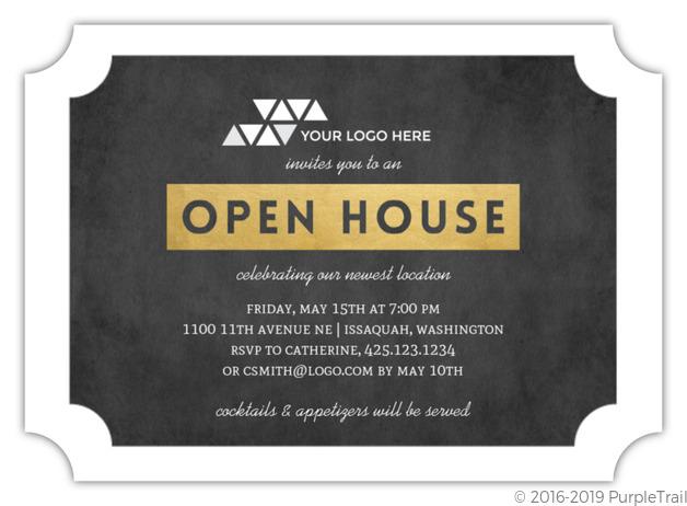 Open House Invitation Kalde Bwong Co