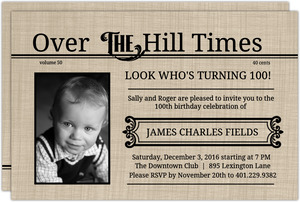 100th birthday invitations filmwisefo