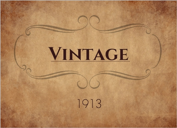 vintage year date birthday 100th birthday invitation 100th