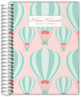 Whimsical Hot Air Balloon Wedding Planner
