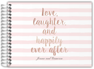 Happily Ever After Wedding Guest Book