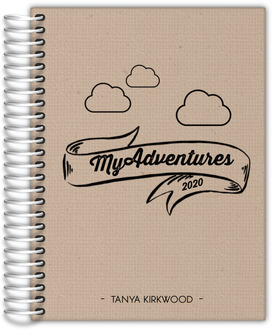 My Adventures Travel Journal