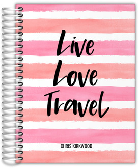 Live Love Travel Journal