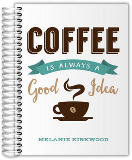 Coffee Lover Recipe Journal