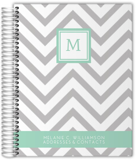 Simply Chevron Address Book
