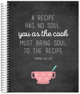Soul To The Recipe Journal