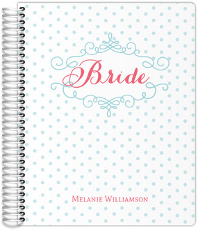 Bridal Flourish Wedding Journal