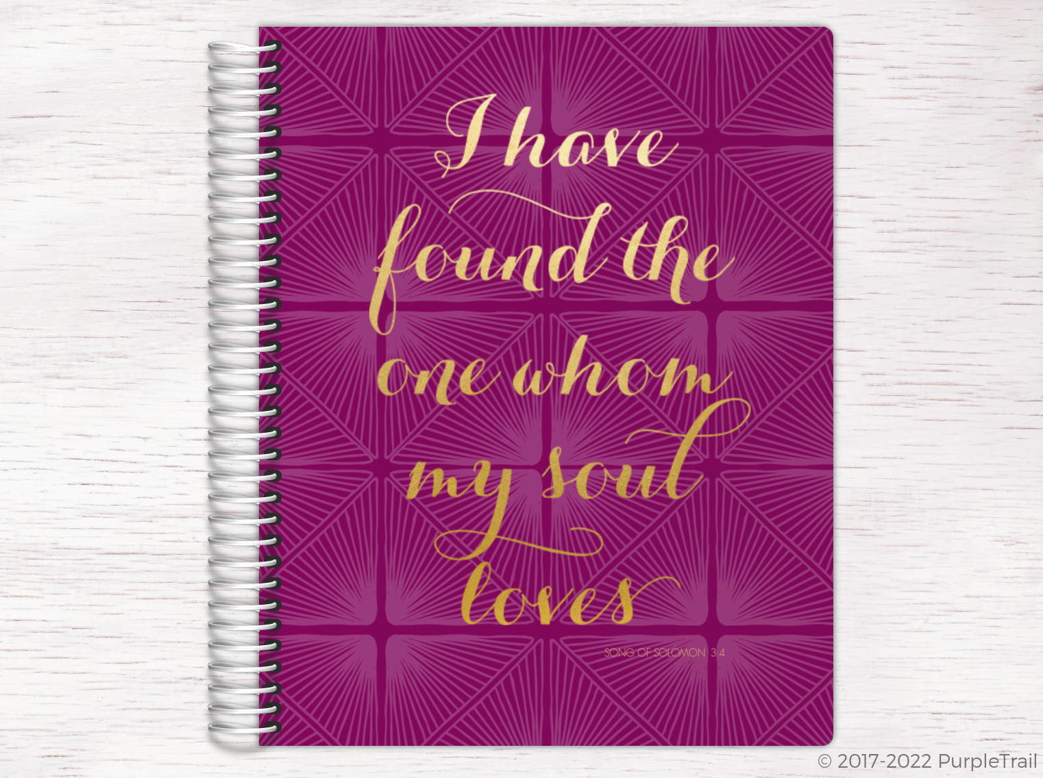 Bible Verse Wedding Journal | Wedding Journals