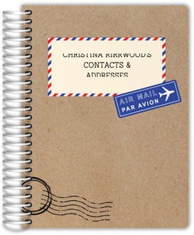 Snail Mail Address Book