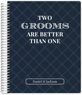 Two Grooms Wedding Planner