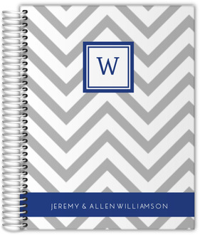 Simply Chevron Gay Wedding Planner