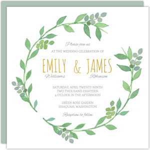 Custom Wedding Invitations Personalized Wedding Invites and Stationery