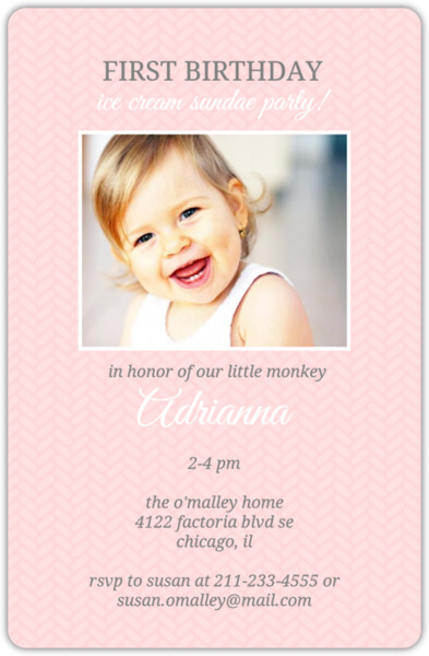 Ice cream monkey first birthday party invitation first birthday ice cream monkey first birthday party invitation spinner small loading filmwisefo