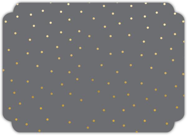 Celebration Dots Birthday Party Invitation
