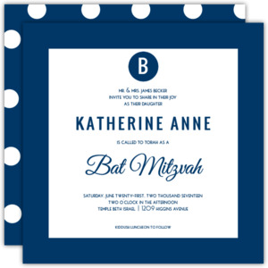 Bat mitzvah invitations solutioingenieria Gallery