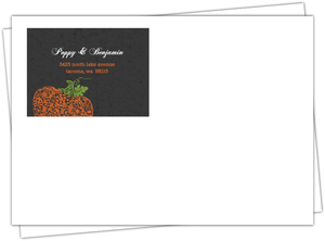 Regal Halloween Custom Envelope