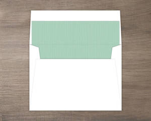 Nature Mint Kraf Envelope Liner
