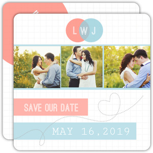 Smarty Charts Save The Date Announcement