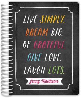 Grateful Quote Wedding Planner