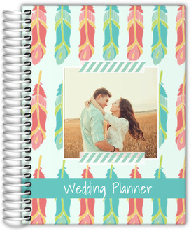 Vintage Feathers Wedding Planner