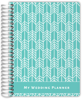 Sketchy Arrows Wedding Planner