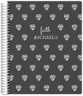 Bling Bling Wedding Journal