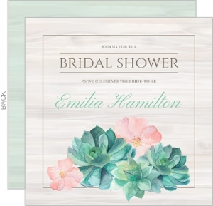 Bridal shower invitations bridal shower invites weddingpaperie bridal shower invitations filmwisefo