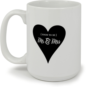 Show-off Engagement Custom Mug