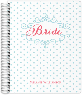 Bridal Frame Wedding Journal