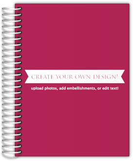 Create Your Own Planner 6x8 Inches