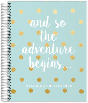 Adventure Begins Wedding Planner